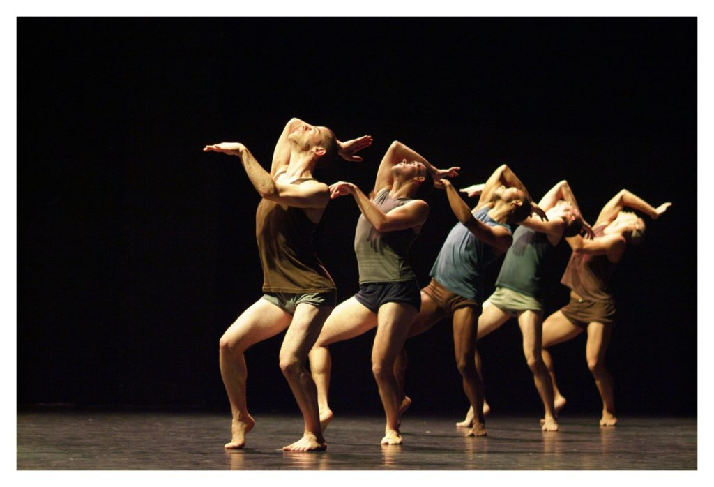Batsheva Dance Company, Photo by Gadi Dagon