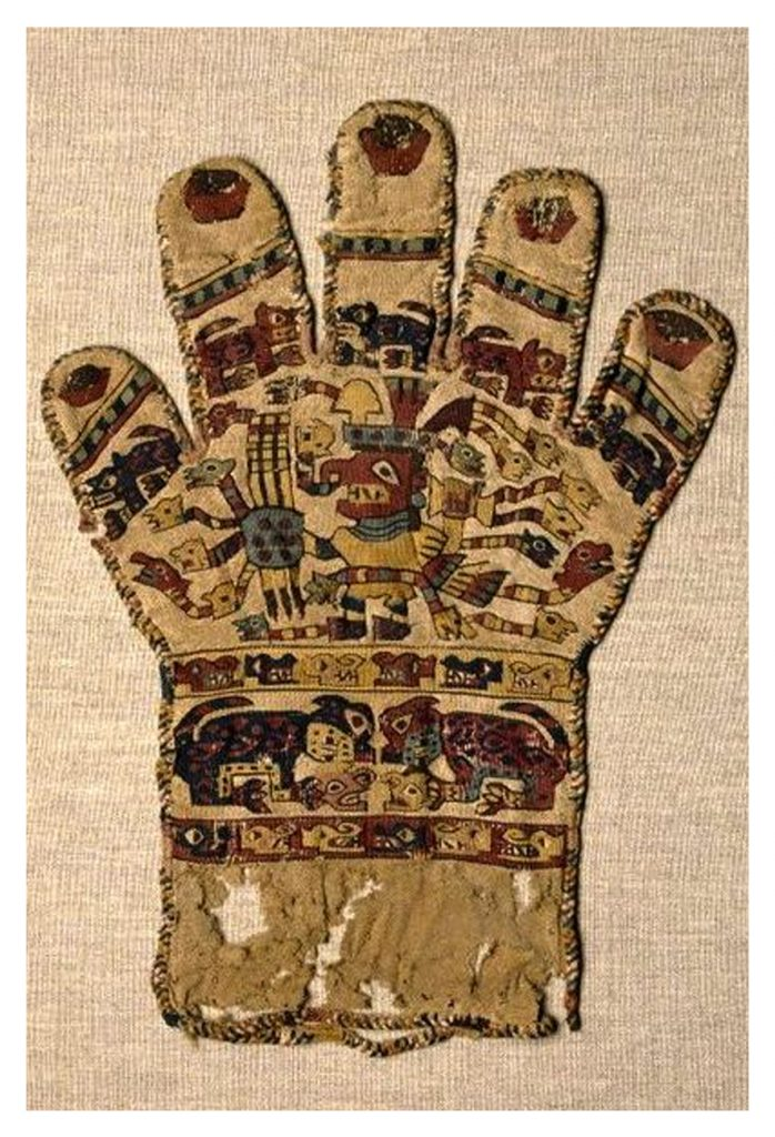 Huari Glove from Peru