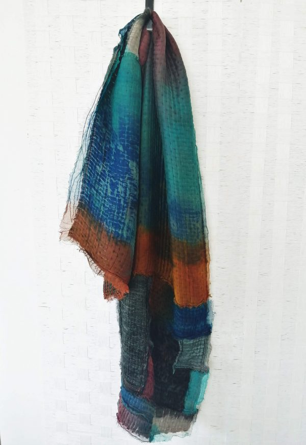 soft and cozy shawl, one of a kind